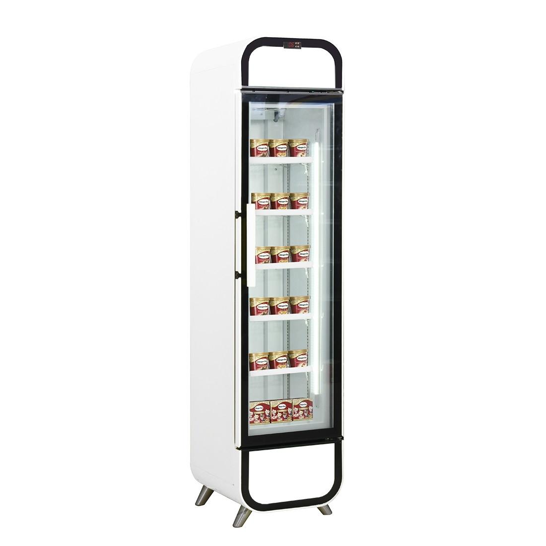 LG-180GEF Single glass door colourbond upright freezer