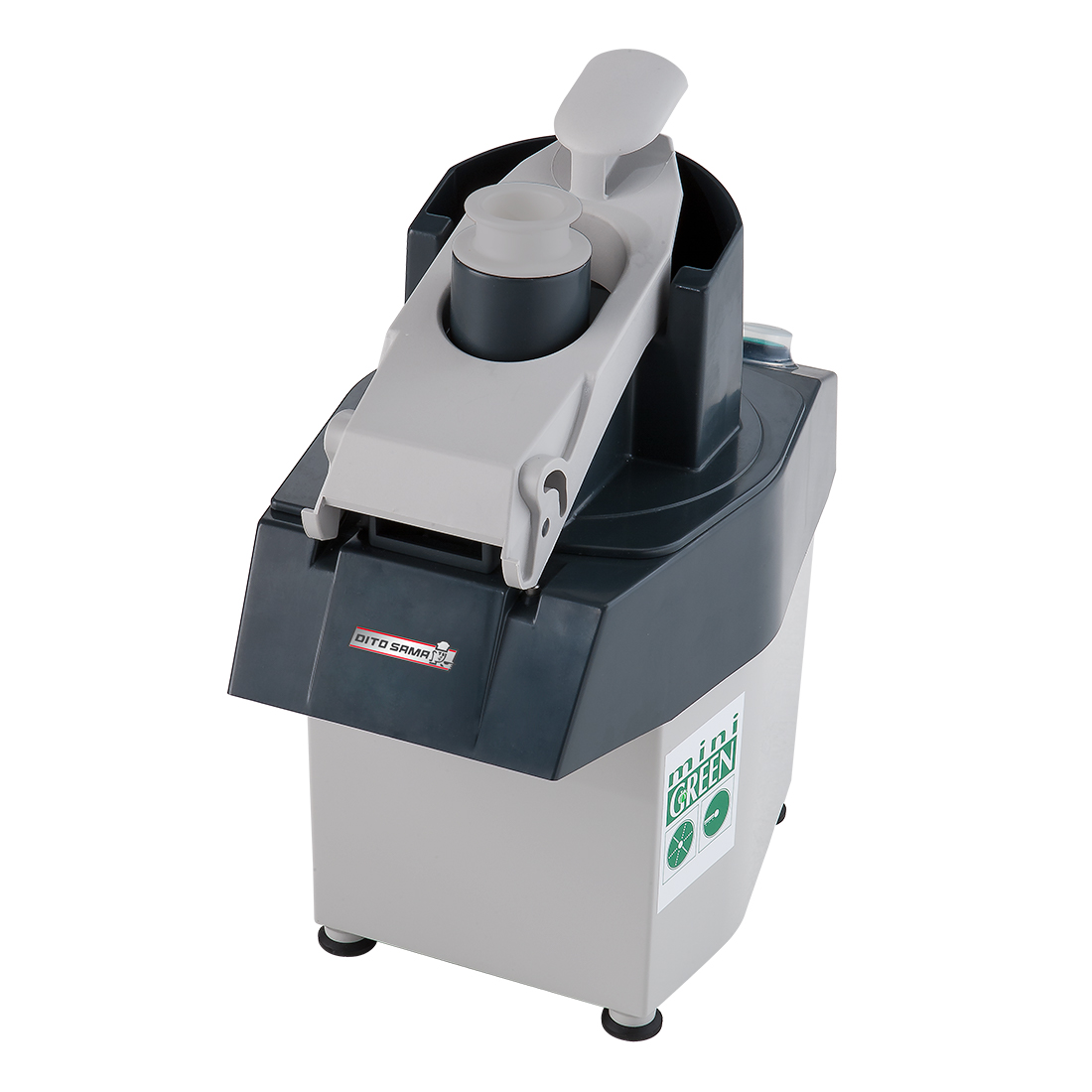 Dito Sama Vegetable slicer single speed 250w - Minigreen