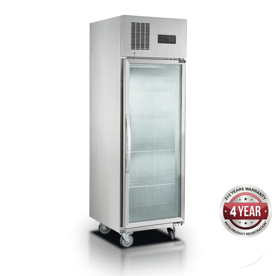 SUCG500 Single Door Upright Display Fridge