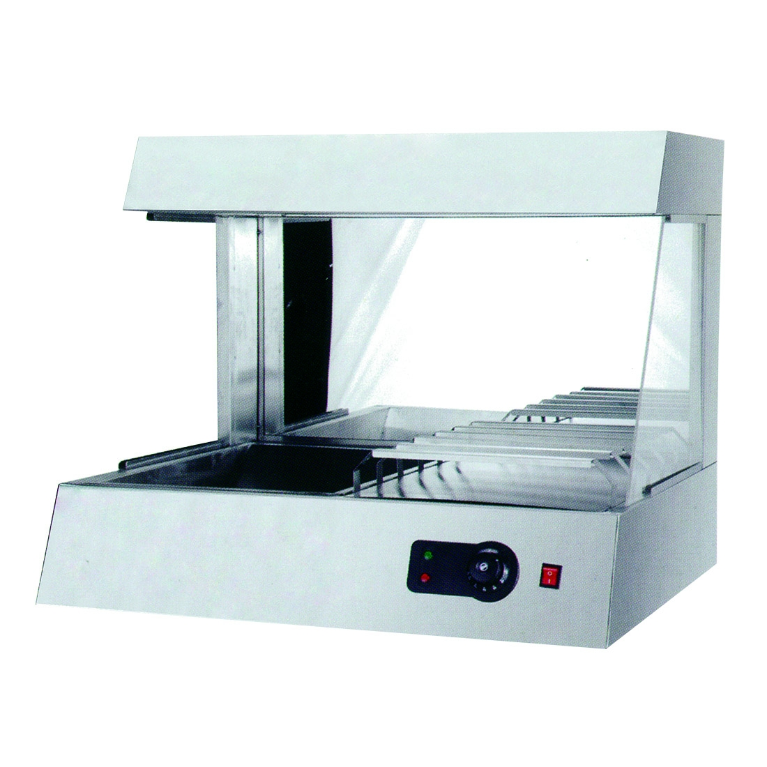 Large Bench Chip Warming Station - TFW-8KW