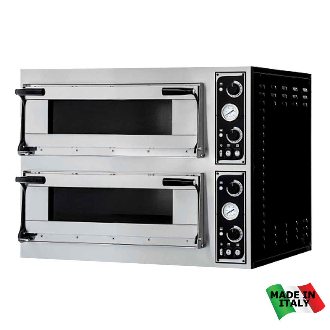 TP-2 Prisma Food Pizza Ovens Double  Deck 8 x 40cm