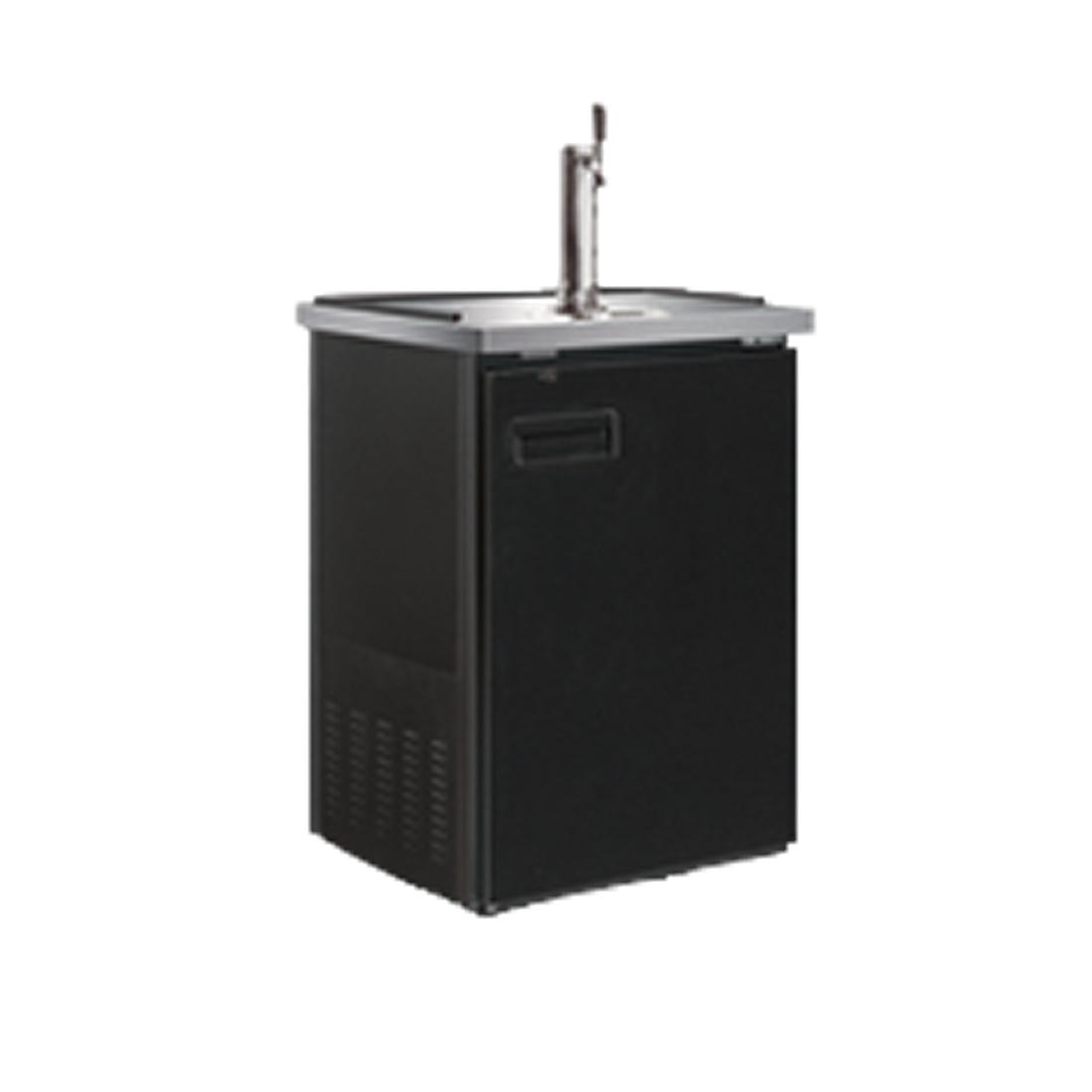 Single Door Underbar direct draw dispenser 1-barrel - UBD-1
