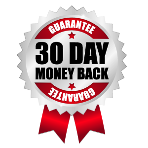 F.E.D. 30 day money back guarantee