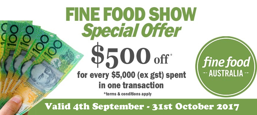 Fine Food Show 2017
