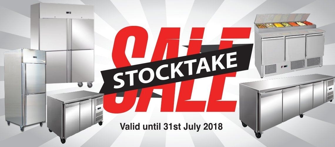 Stocktake sale Refrigeration