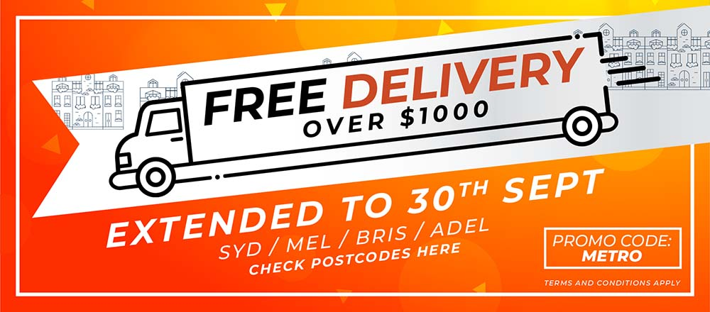 Free Delivery this September
