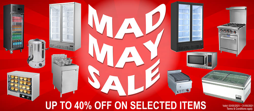 Mad May Sale