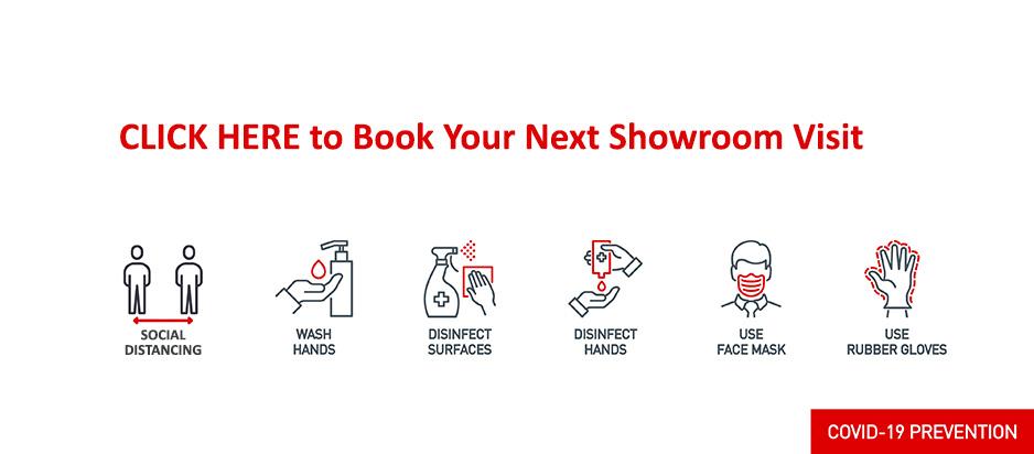 Sydney Showroom Visit by Appt Only