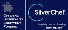Silver chef rental