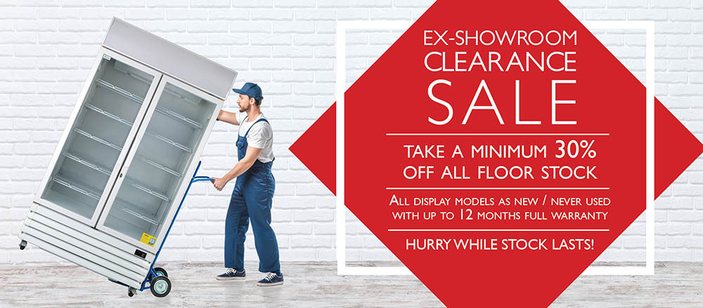 Ex-Showroom Stock Clearance