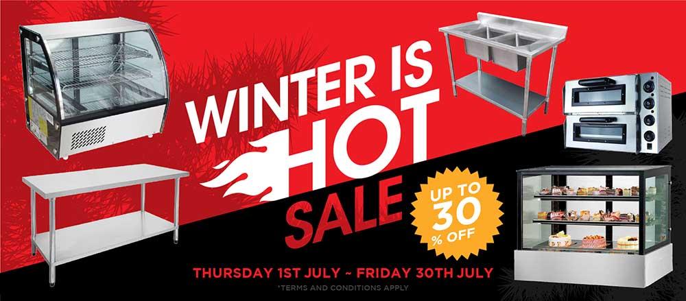 Winter is Hot Sale