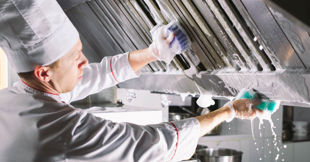 Maintain Your Commercial Kitchen Equipment