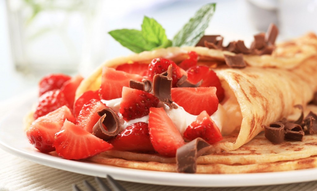 What makes a perfect crepe?