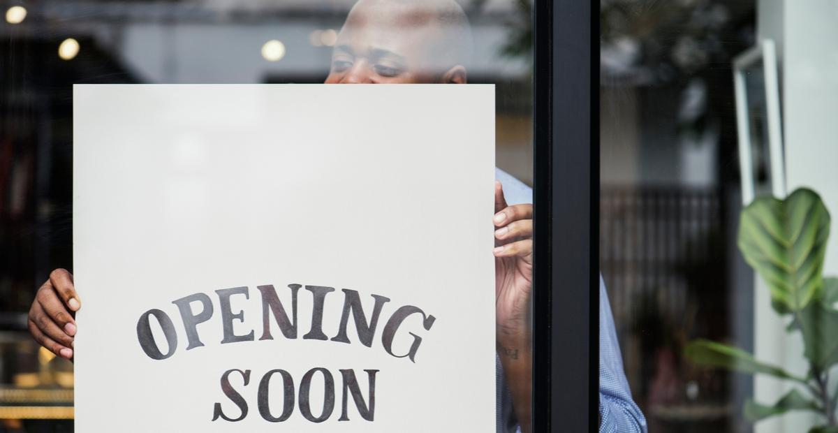 restaurant opening soon