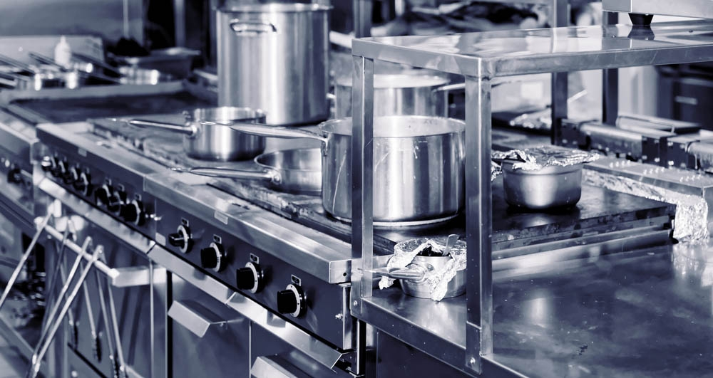 Top tips for buying used commercial kitchen equipment