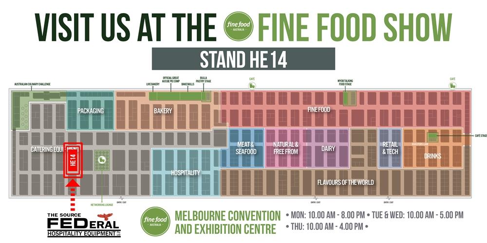 fine food show FED