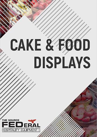 F.E.D. Food Display Brochure