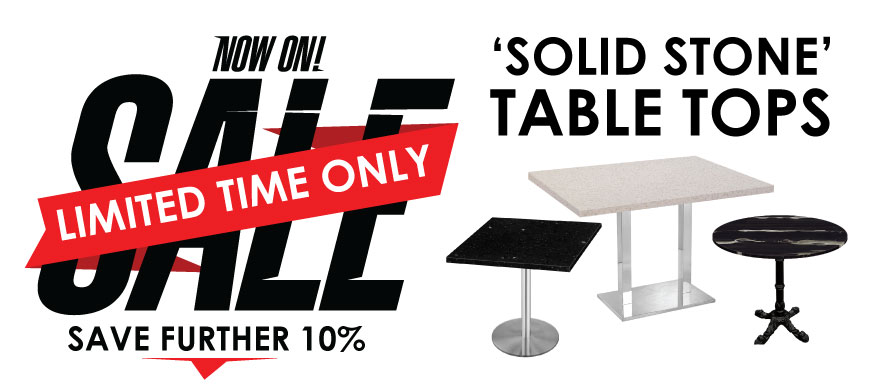 Solid Stone Table Top Sale