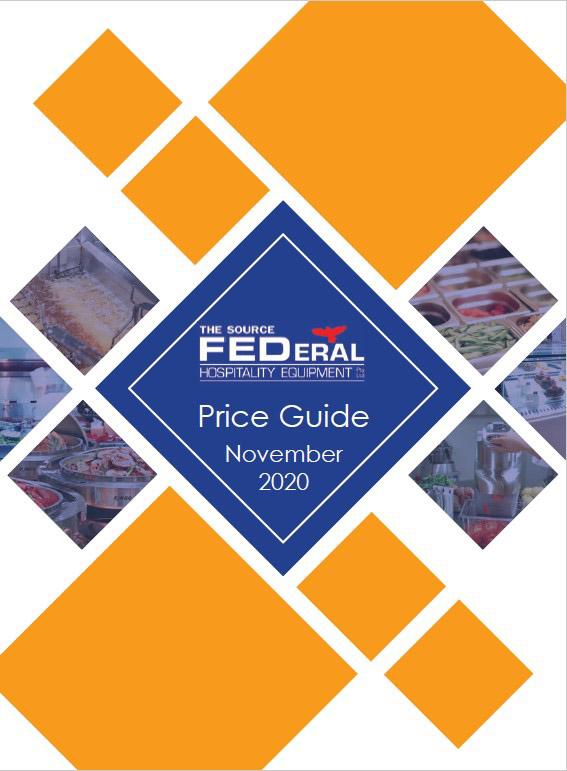 F.E.D. Price Guide 2019 Nov