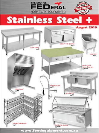 F.E.D. Stainless Steel Brochure