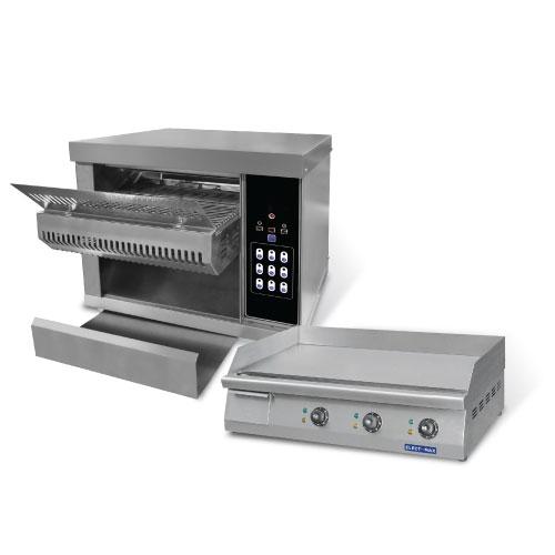 Griller Toaster & Salamanders
