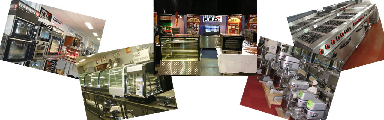 Commercial Catering Equipment Sydney Showroom