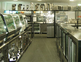 Federal Hospitality Equipment Showrooms - Cake Display